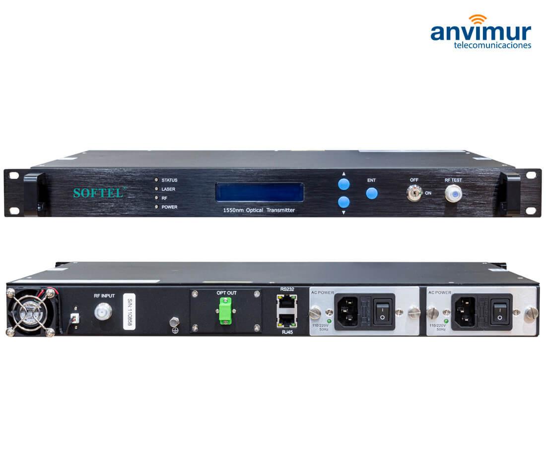 15nm optical transmitter, 15dB output   Anvimur