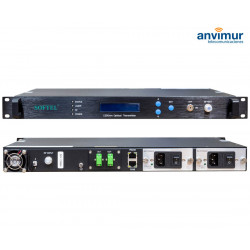 1550nm optical transmitter , 6 dB double output