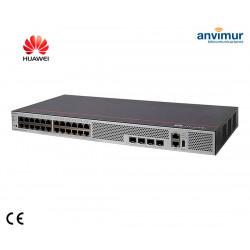 24 Port Giga-T Switch with 4x10G SFP Plus (AC) L3 | Huawei