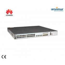 24 Port Giga-T Switch with 4x10G SFP Plus (AC) | Huawei