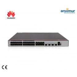 24 Port Giga-T PoE+ Switch with 4x10G SFP Plus | Huawei