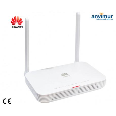 ONT Huawei EG8143A5 | 1GE + 3FE + 1POTS. + 1CATV + Wi-Fi 2.4G 2dBi.