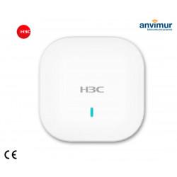 WA6320, Punto Acceso Interior WiFi6ax 1 Puertos GE (PoE+) + 1 GE | H3C