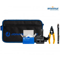 Fiber Optic Connector Cleaning Kit