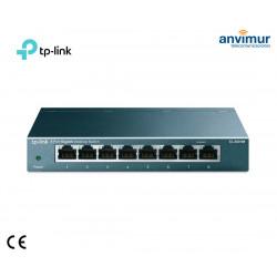 SG108, Switch 8 puertos Gigabites sobremesa | TP-LINK