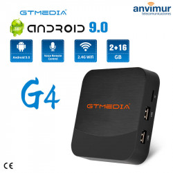 Receiver GTMedia G2 4K Android