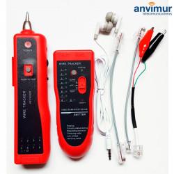 Rastreador de cables de datos Teléfono/LAN TM-9