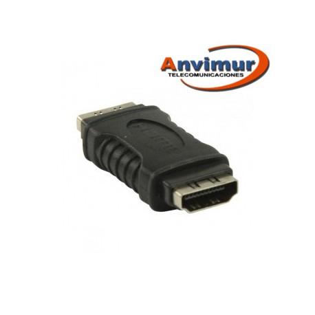 Acoplador HDMI (HDMIh - HDMIh)