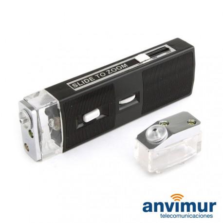 Microscopio para fibra óptica   HRV6126