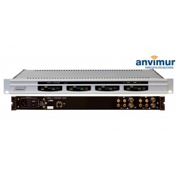 MPEG-2 QUAD Encoder, IP output