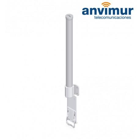 AirMax Omni - Antena Omnidireccional, 5 Ghz, 2x2 MIMO, 13 dBi para ROCKET M5