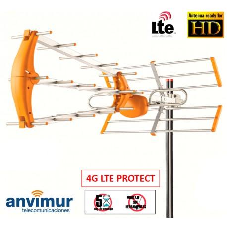 ANTENA HD UHF SMT82LTE DIGITAL ANVIMUR