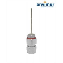 """Conector macho 5/8"""" para coaxial RG11 (10.2 mm)"""