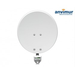 LigoDLB 5, 5 Ghz, MIMO, 27dBi with included dish