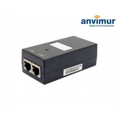 Adaptador PoE 24V, 0.5A
