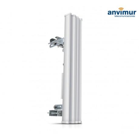 AirMax Sector 90º, 5 Ghz, 20 dBi para ROCKET M5