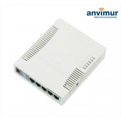 Router inalámbrico Gigabit RB951G-2HnD