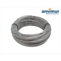 2 mm STEEL TENSION WIRE, 100 M