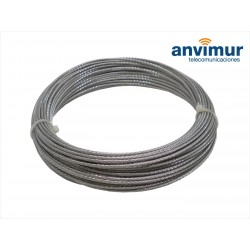 2 mm STEEL TENSION WIRE, 25 M