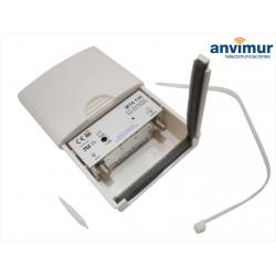 AMP. MÁSTIL UHF 30 dB CON FILTRO LTE, MTA
