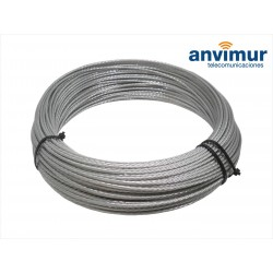 4 mm STEEL TENSION WIRE, 100 M