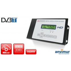 Digital HD modulator HDMI-DVB-T 206 LITE