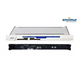 DVB-S/S2 DUO Satellite Receiver CI, ASI output and IP outputs