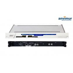 Receptor DUO DVB-S/S2 CI Salida ASI e IP simultaneas