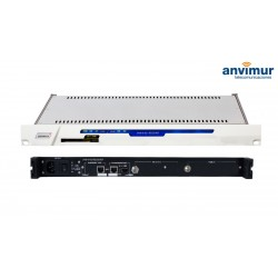 DVB-S/S2 Satellite Receiver CI, ASI output and IP outputs