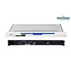 Receptor DVB-S/S2 CI Salida ASI e IP simultaneas