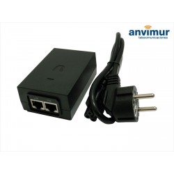 Gigabit PoE adapter 24V/24W