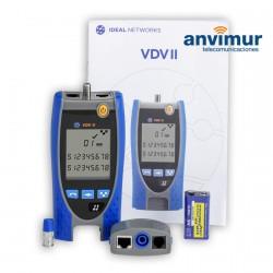 Verificador de cables VDV II