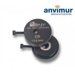 STR, Removedor de cinta de acero para cables de acometida blindados