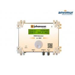 Modulador HD HDMI-DVB-T 8202