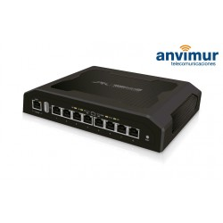 TOUGHSwitch Gigabit PoE SWITCH with 8 ports