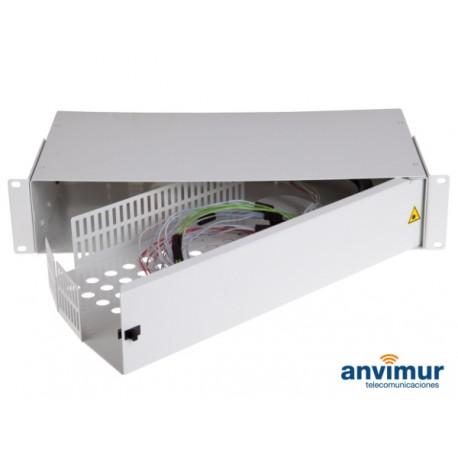 Caja cables de reserva para ORMPM 3U   CAJA-ORMPM