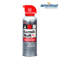 Aerosol de limpieza y desengrasante extrafuerte ElectroWash PX
