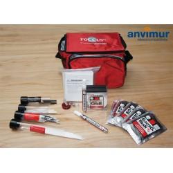 Kit de limpieza profesional para todo tipo de conectoresconectores