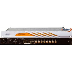 8 inputs ASI STREAM to IP converter