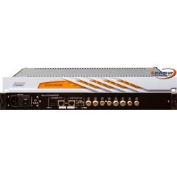 Convertidor 8 Entradas ASI STREAM a IP