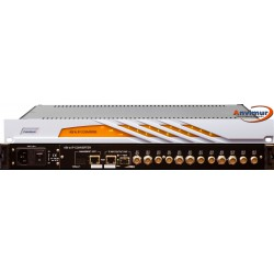 12 inputs ASI STREAM to IP converter