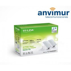Nano Adaptador Powerline AV500