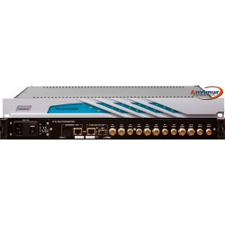 12 IP inputs to 12 ASI STREAM outputs converter