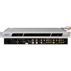 ENCODER DUO MPEG-4 MULTIENTRADA