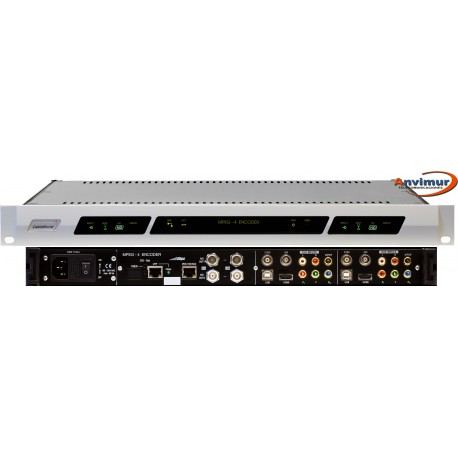 Encoder duo MPEG4