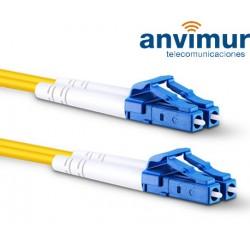 Patch cord LC/UPC - LC/UPC Duplex 1.5mts