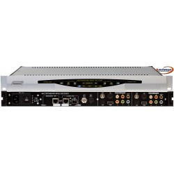 MPEG-2 and H.264 DUO DECODER, FTA, Multiple outputs