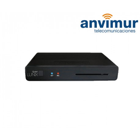 Twin tuner HD Satellite receiver QVIART DUO