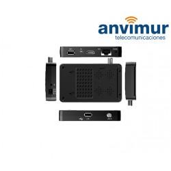 Receptor satélite Full HD Qviart MINI2