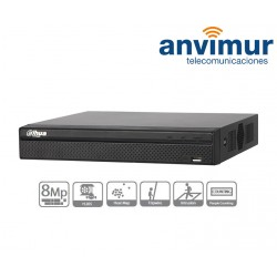 16 Channels Tribrid DVR (analog/HDCVI/IP), 720P
